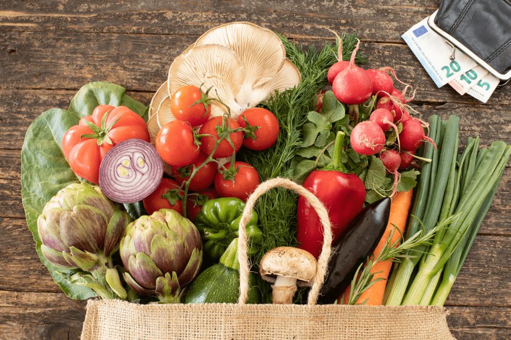 ¿Es caro ser vegano?